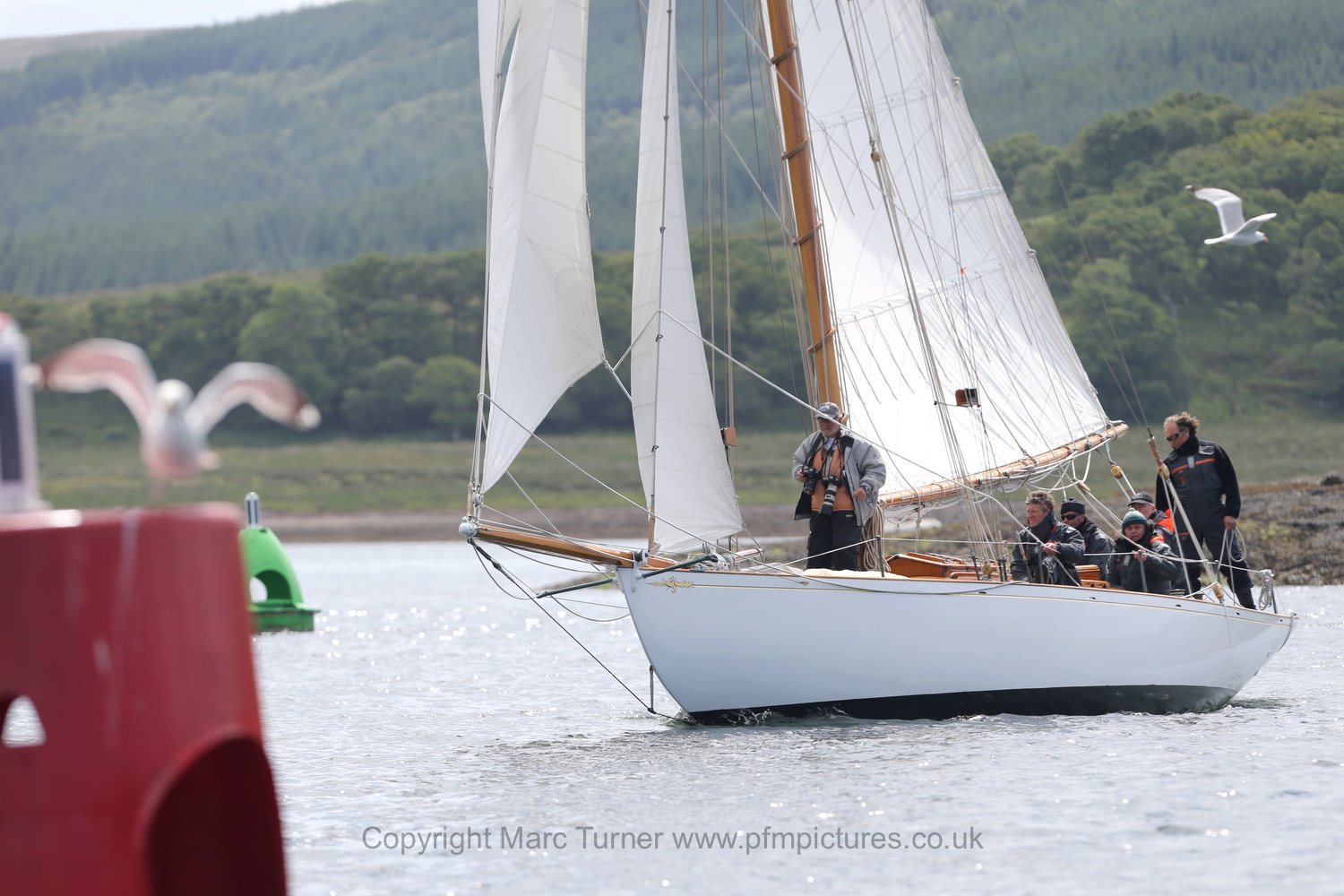 The Fife Regatta 2013- Clyde Classic Sailing