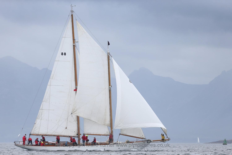 The Fife Regatta 2013- Clyde Classic Sailing